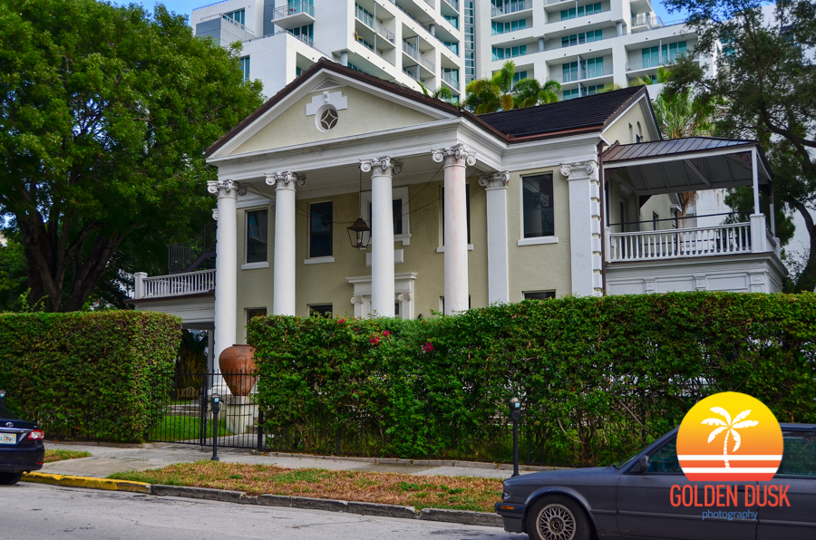 Edgewater House in 2014