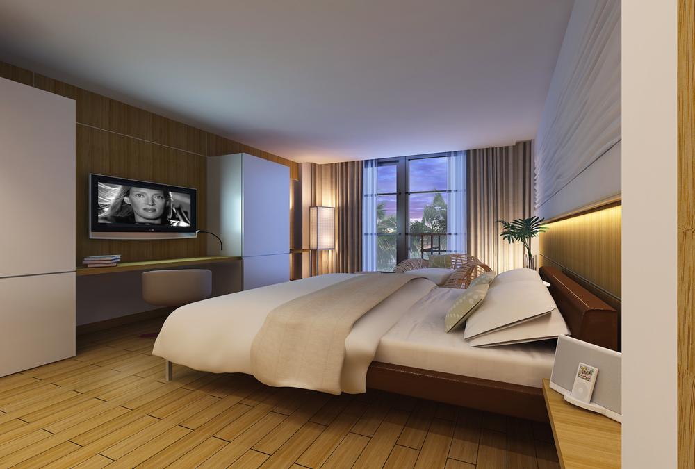 Fairwind Hotel Rendering