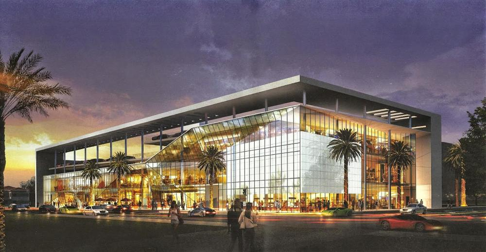 1212 Lincoln Road Rendering