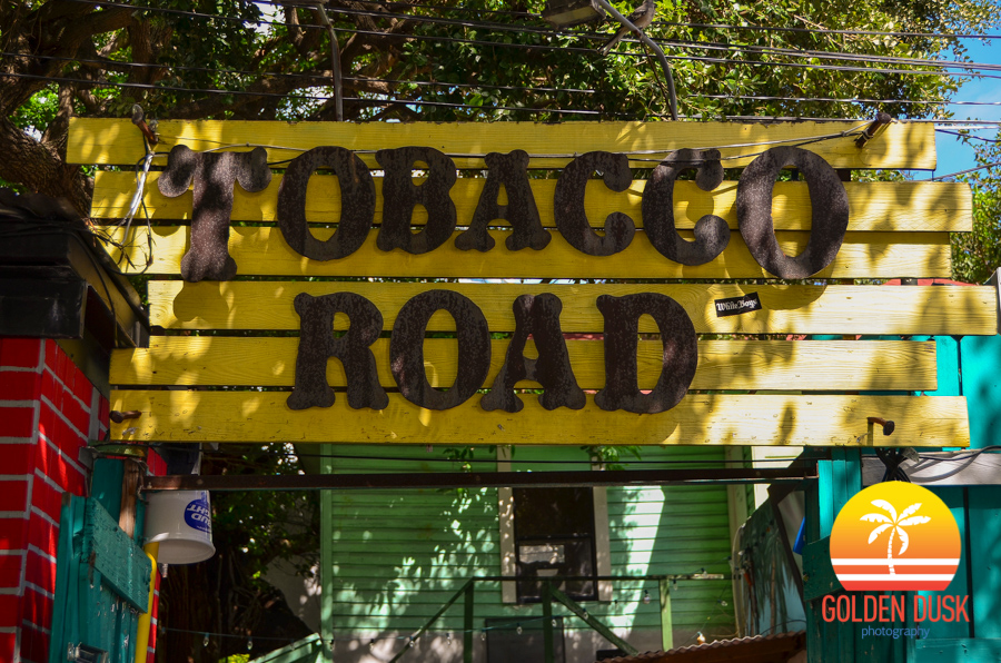 Tobacco Road Miami