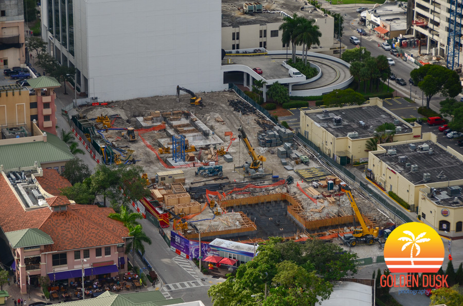 Brickell Heights Construction Site
