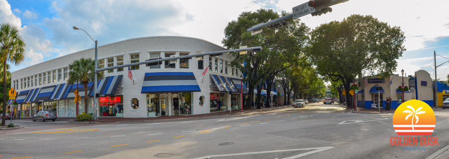 Engle Building In Coconut Grove