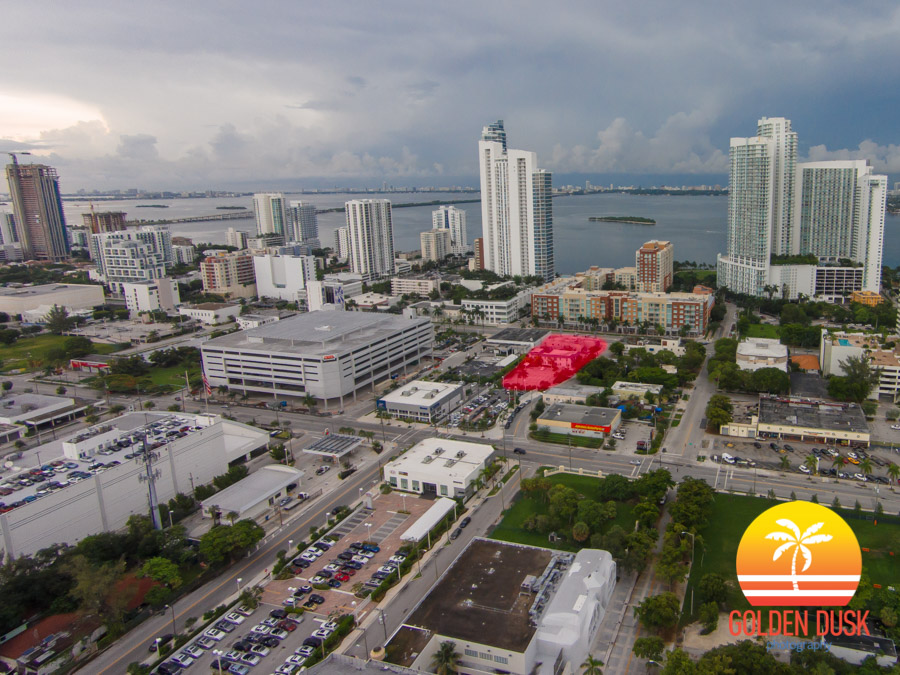 2004 Biscayne Boulevard in Red