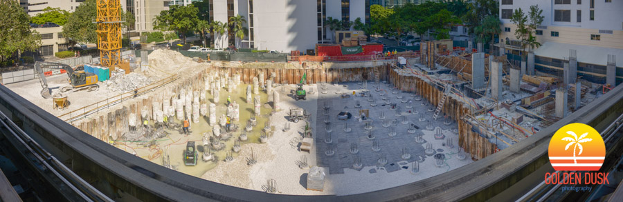 Construction At 1010 Brickell