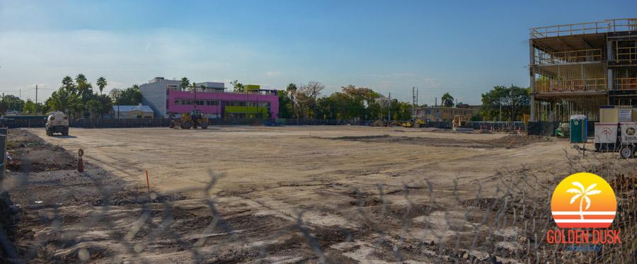 Broadstone Brickell Construction Site
