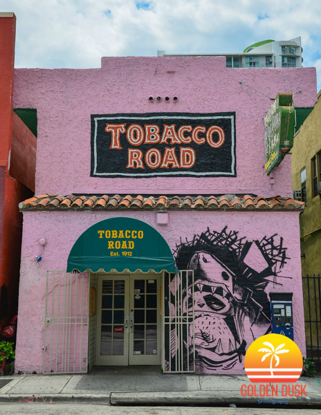Tobacco Road Before Closing