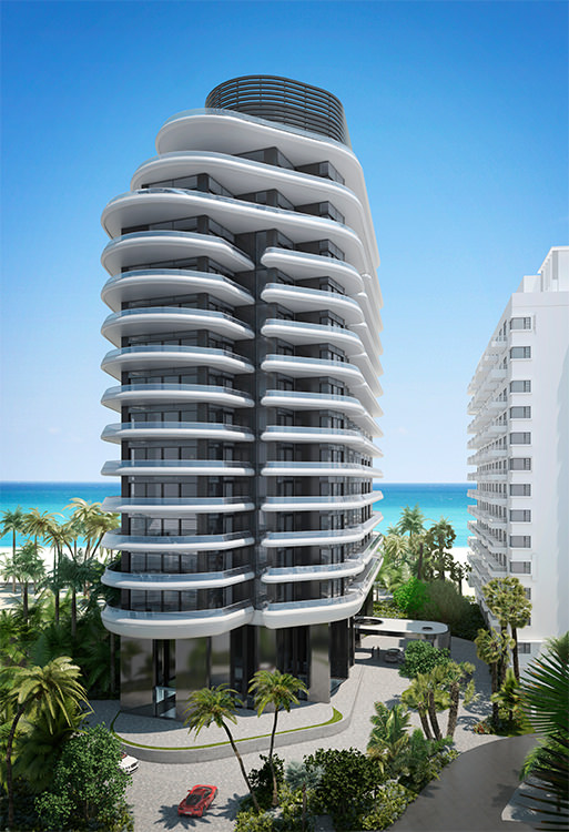 Faena House Rendering