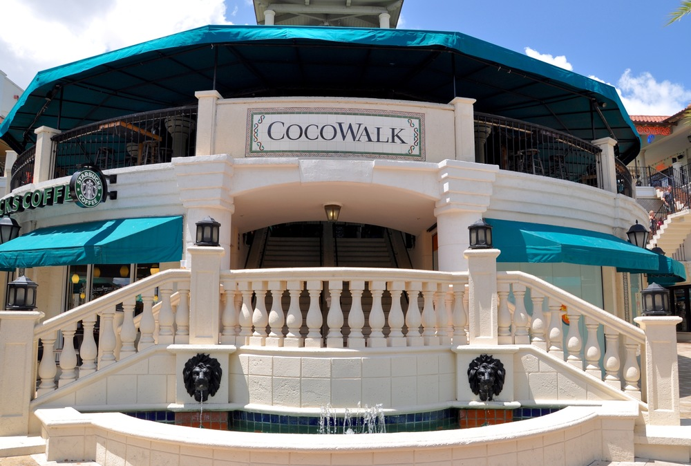 Cocowalk in 2011