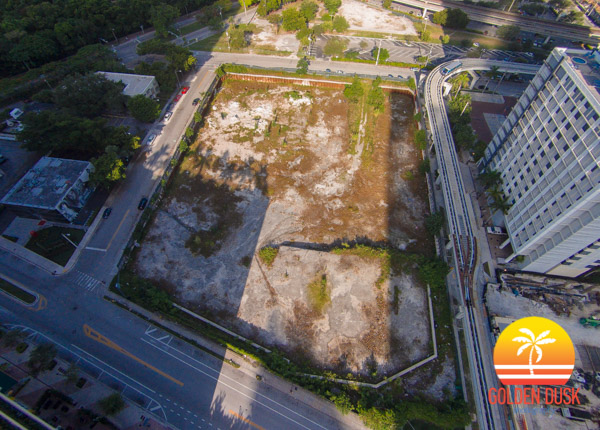 Former Capital at Brickell Site
