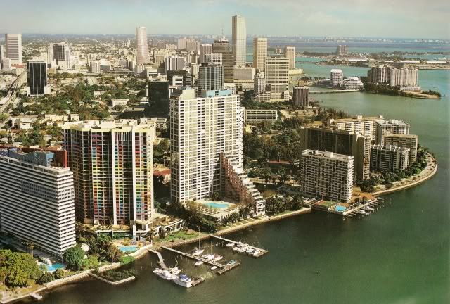 Brickell In 1989