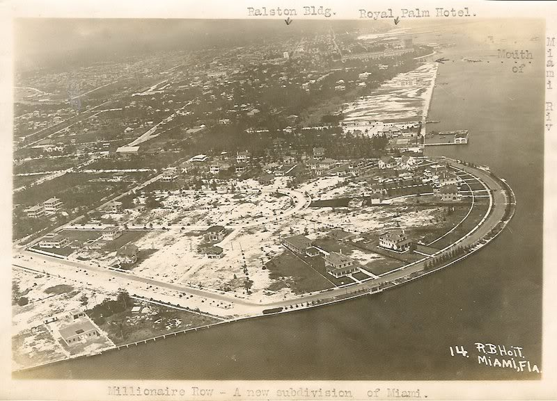 Bonus Photo: Brickell in 1917