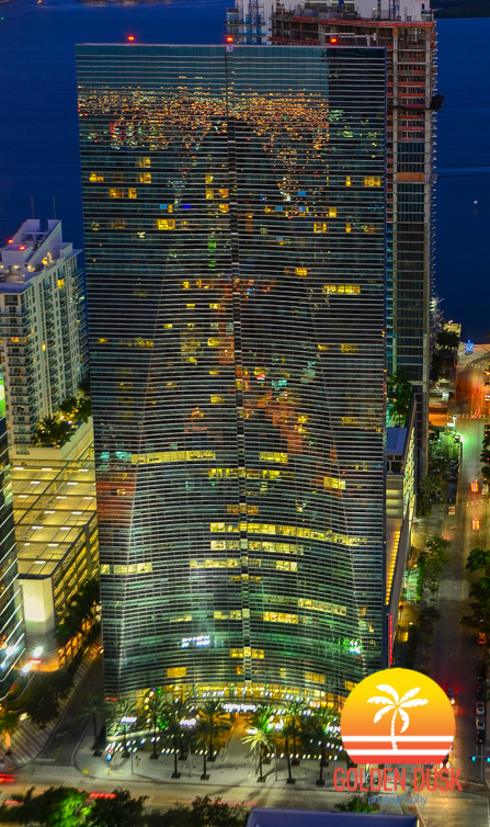 Espirito Santo Plaza in Brickell