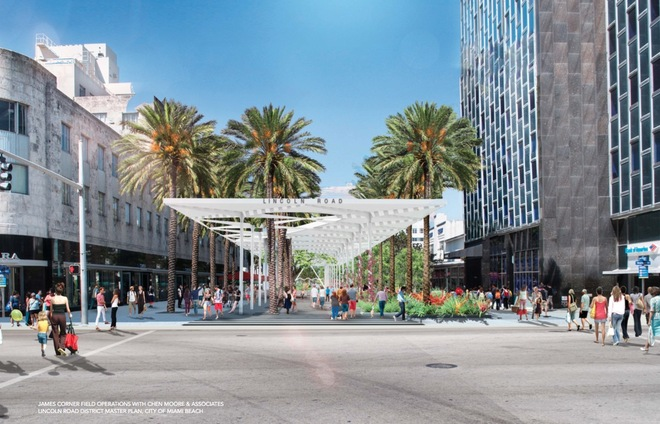Lincoln Road Rendering