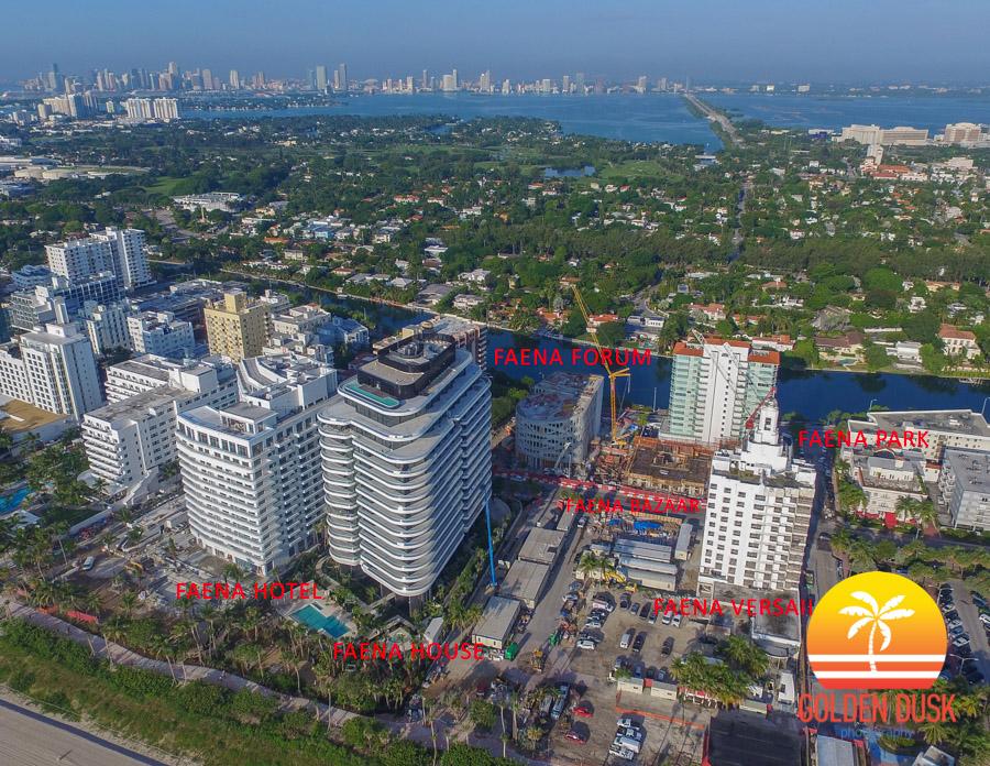 Faena District in Miami Beach