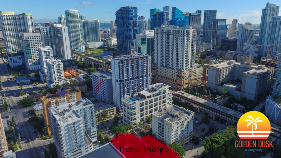 Hotel Indigo Lot in West Brickell