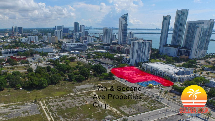 Land Purchased in Red