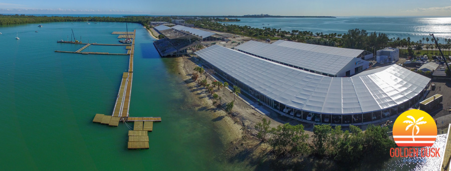 Miami Marine Stadium - Miami International Boat Show
