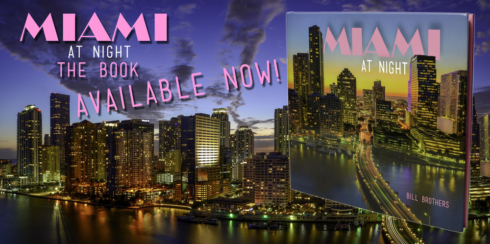 Miami at Night  is Available for Purchase