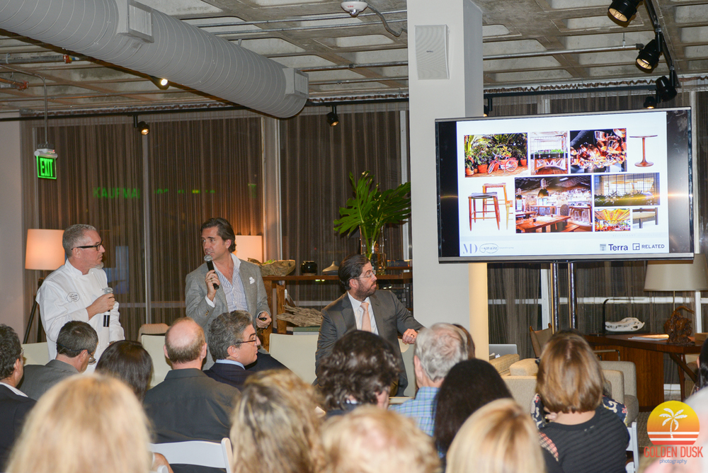 Park Grove Event: Talk on Design & Food