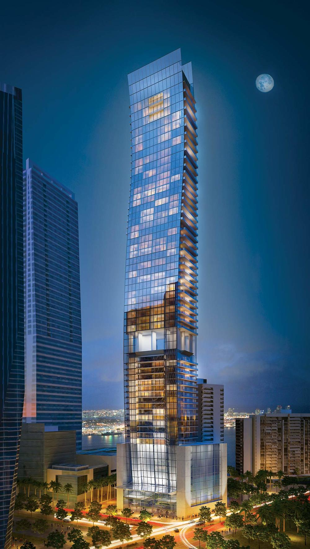 Echo Brickell Rendering