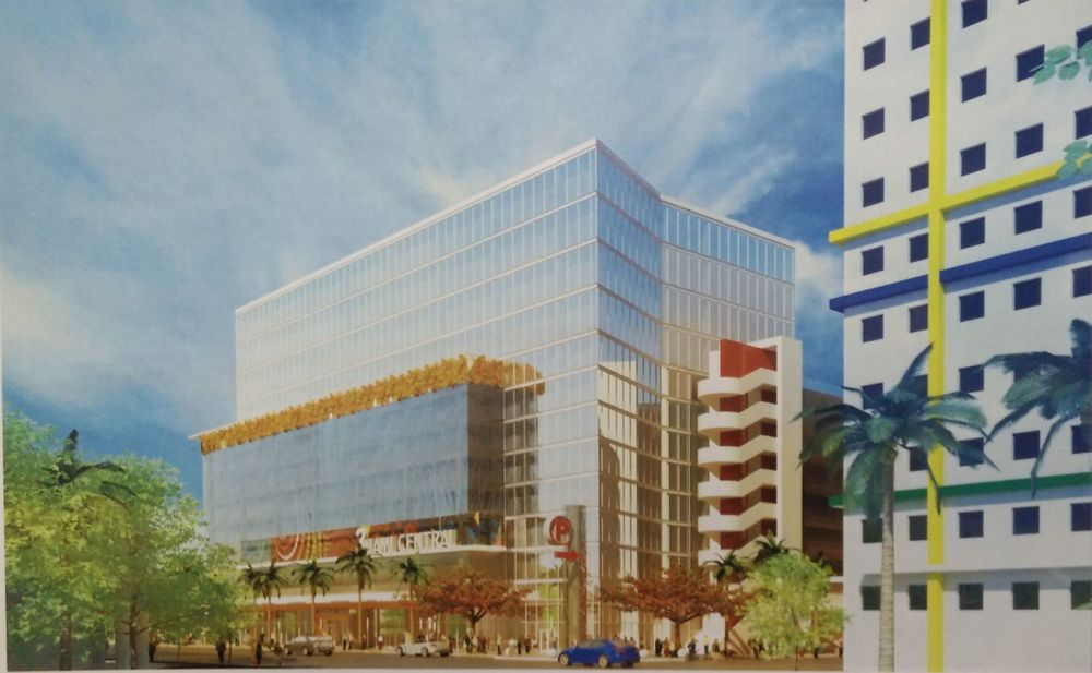 3 MiamiCentral Rendering