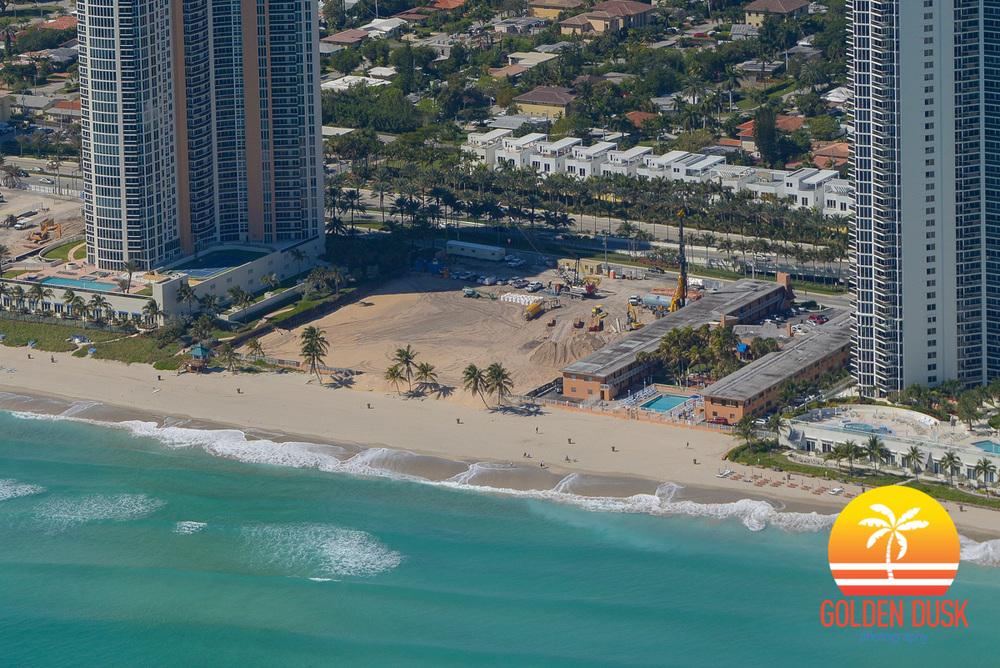 Armani Casa Residences on Sunny Isles Beach
