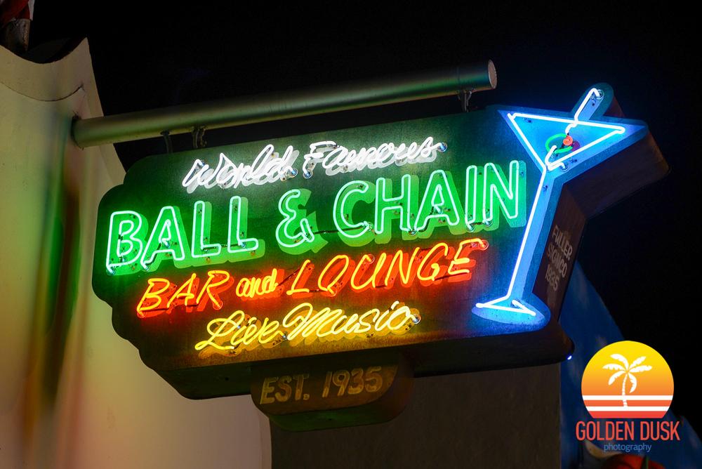 Neon Sign in Little Havana