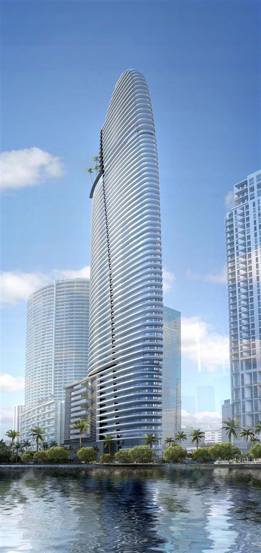 Rendering via The Next Miami