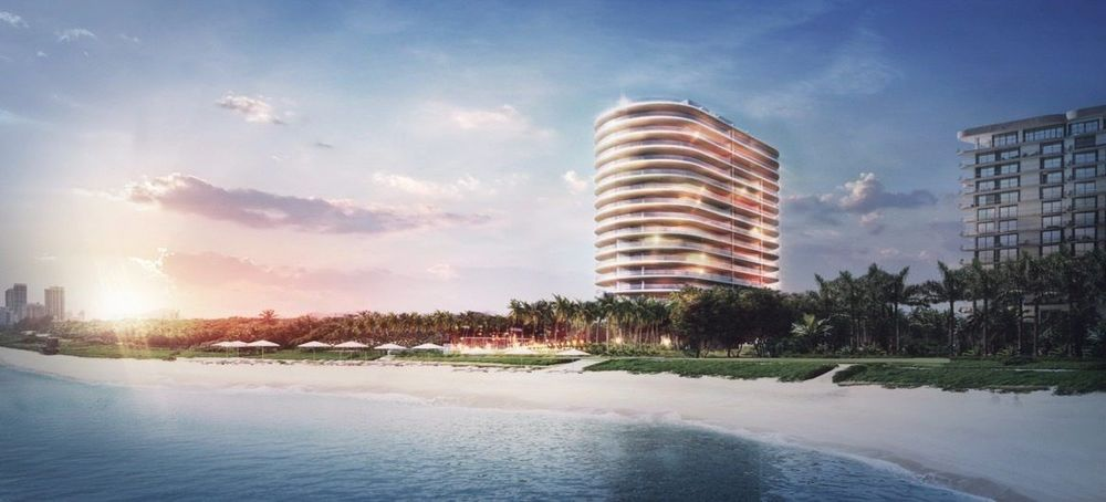 Eighty Seven Park Rendering