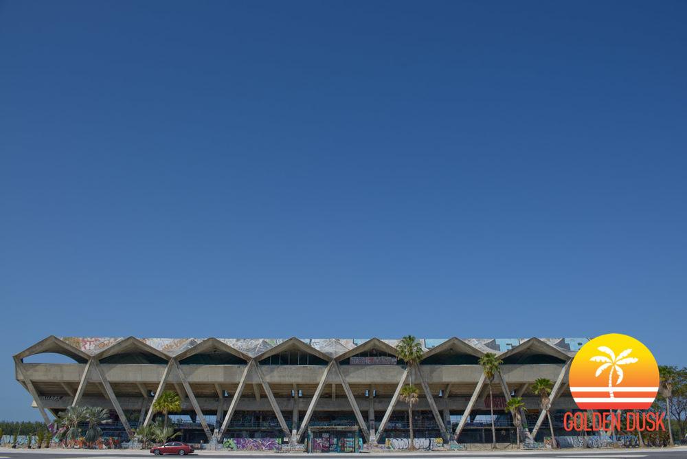 The Abandoned Miami Marine Stadium