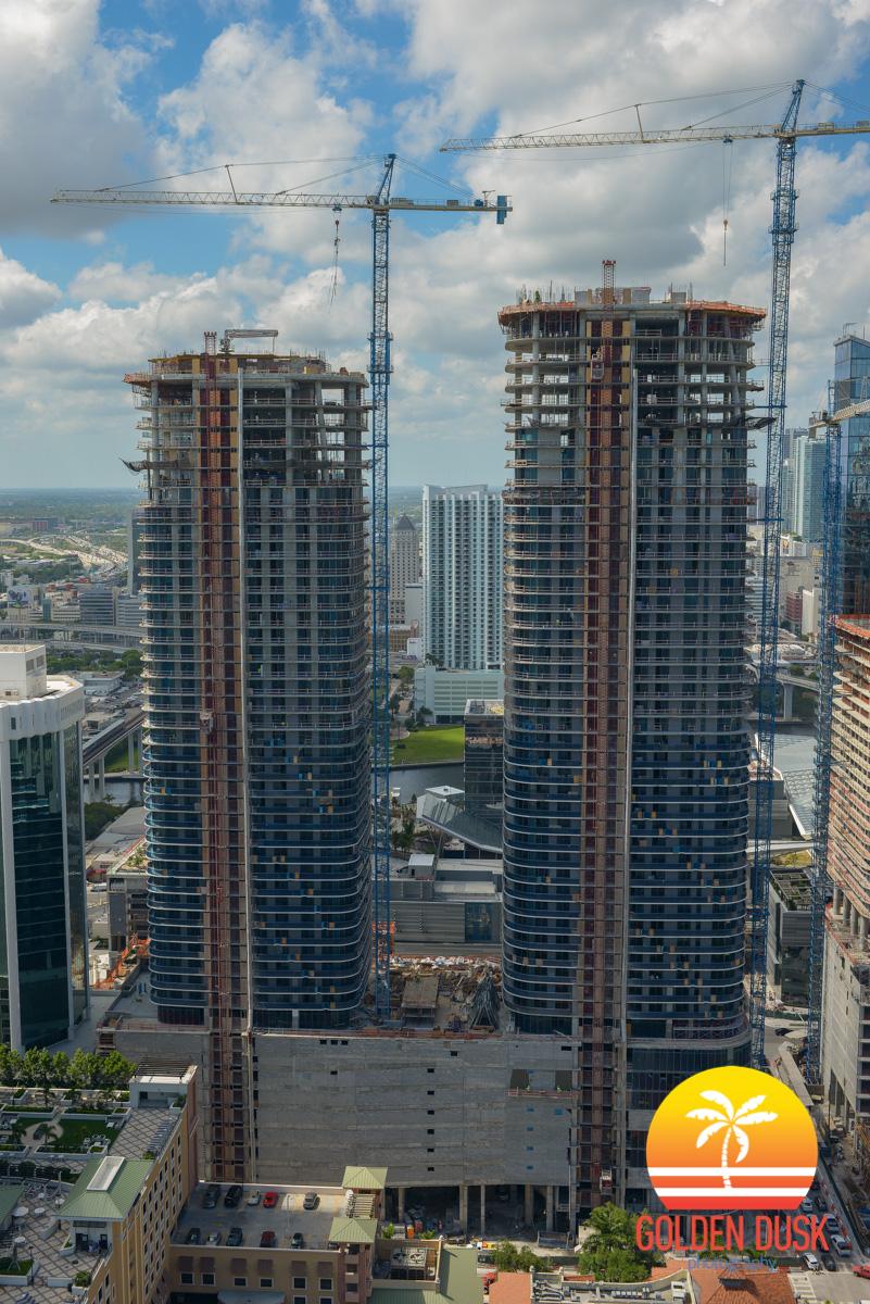 Brickell Heights Under Construction
