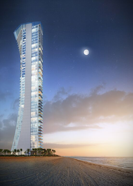 Muse Residences Rendering
