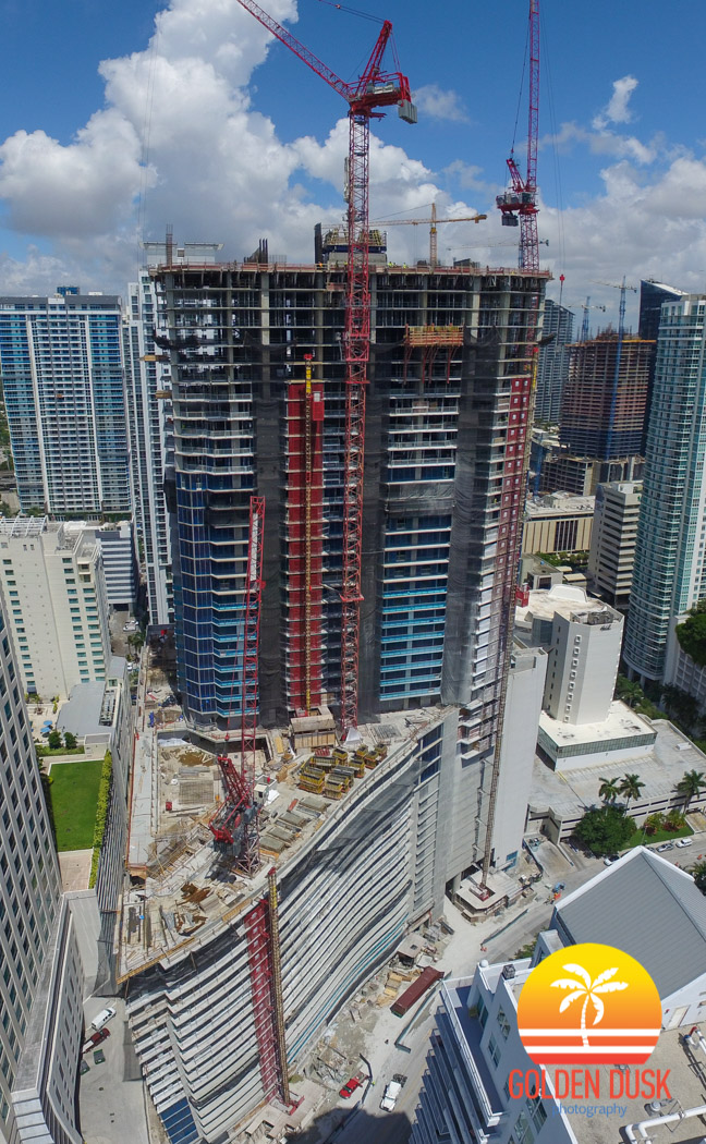Panorama Tower in Brickell