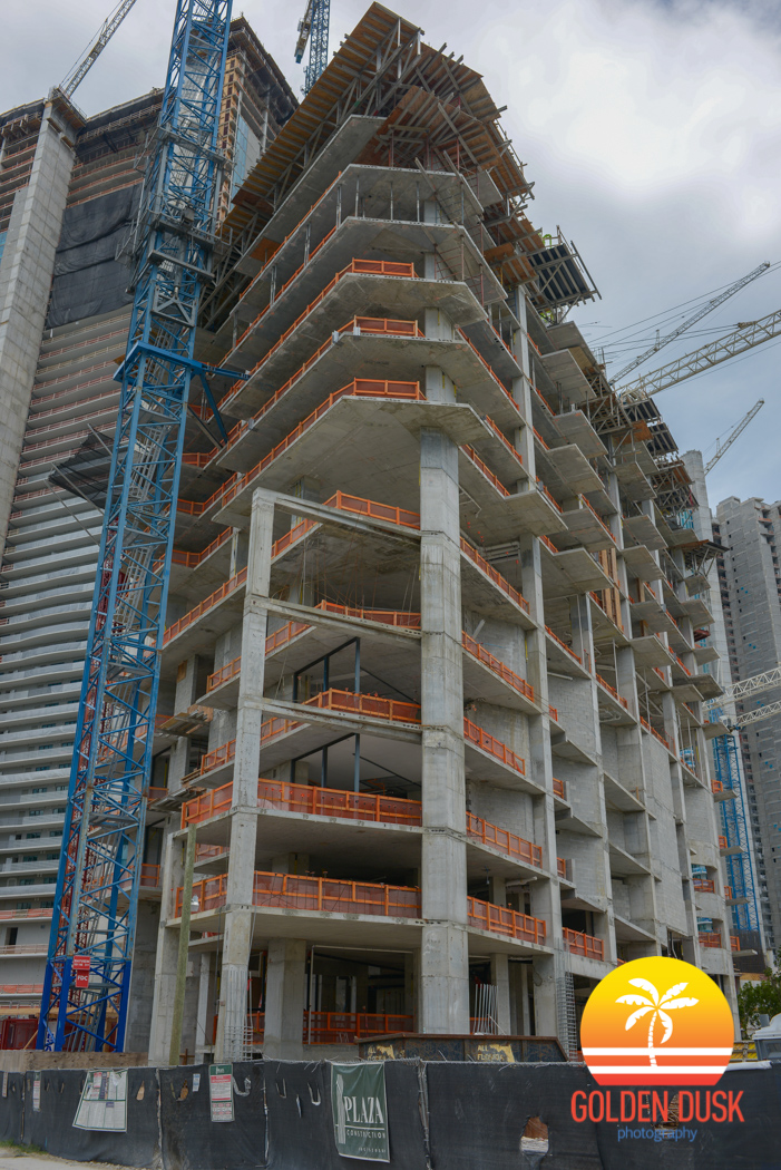 Paraiso Bay About To Top Off Plus Construction Photos On