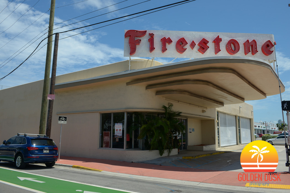 Firestone Miami Beach