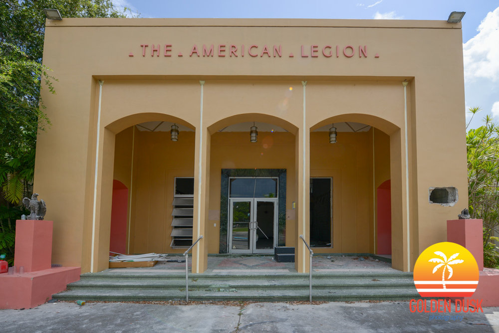 American Legion Post 29 Building