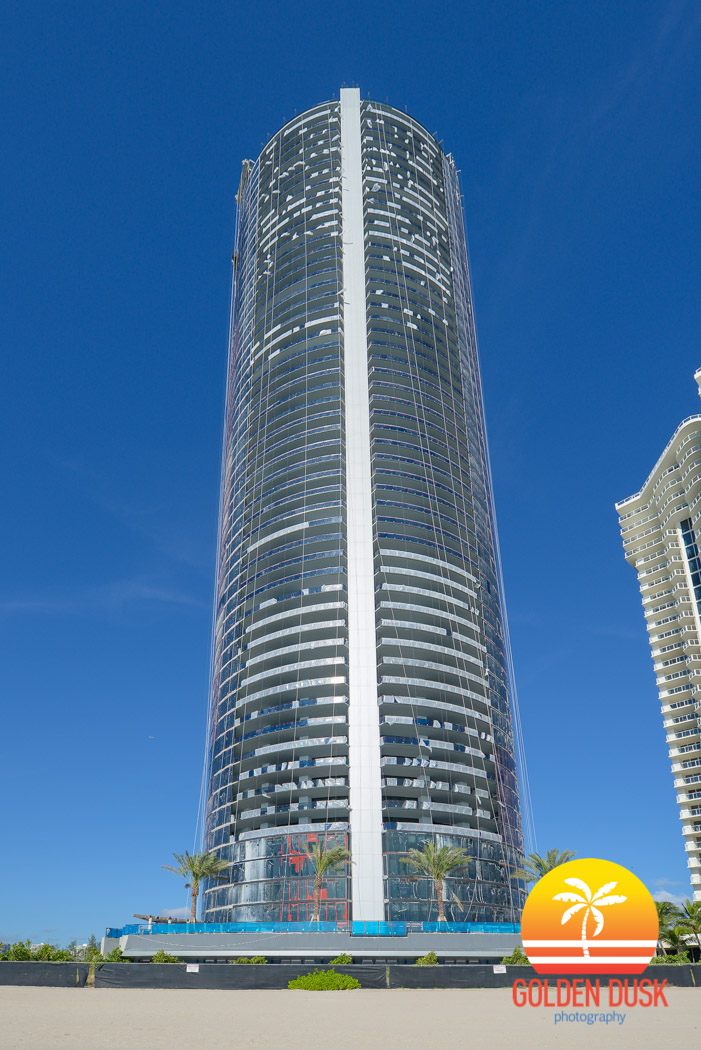 Porsche Design Tower in Sunny Isles Beach