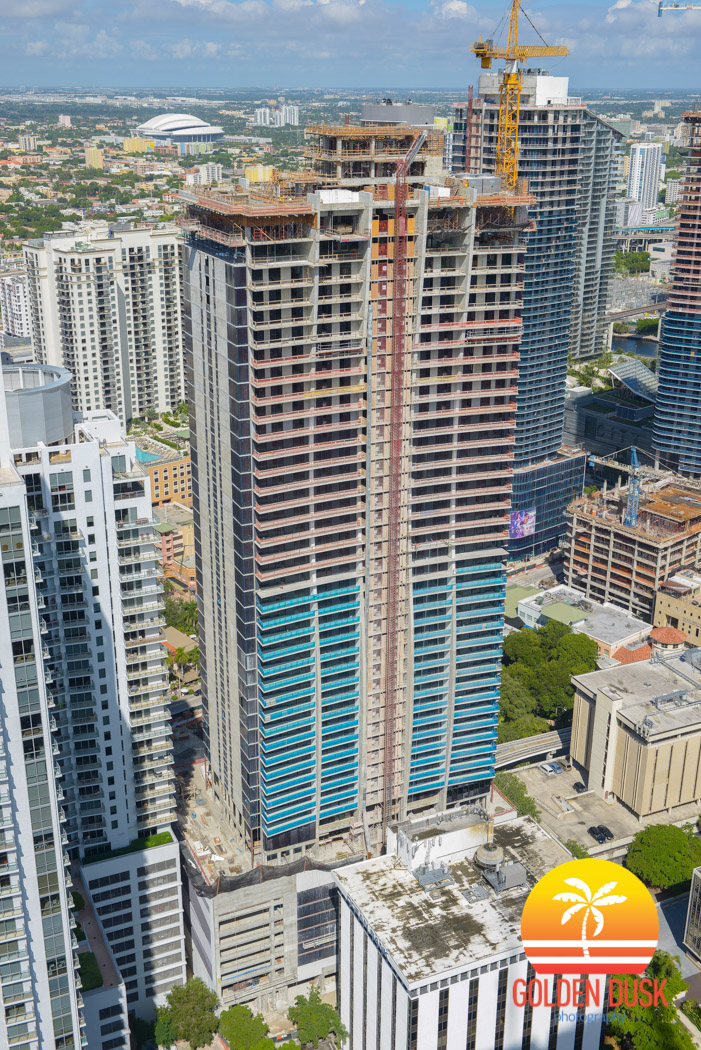 The Topped Out 1010 Brickell