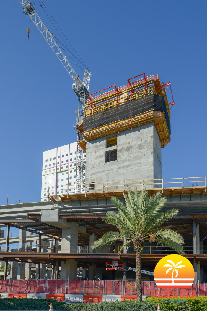MiamiCentral Construction