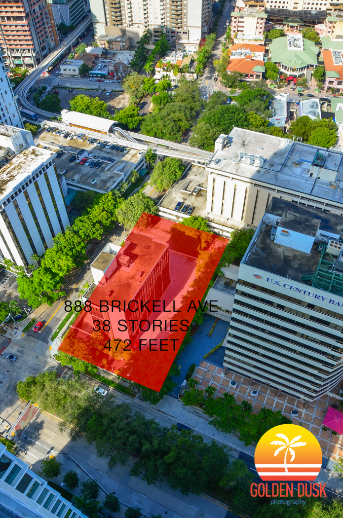 888 Brickell Ave Site