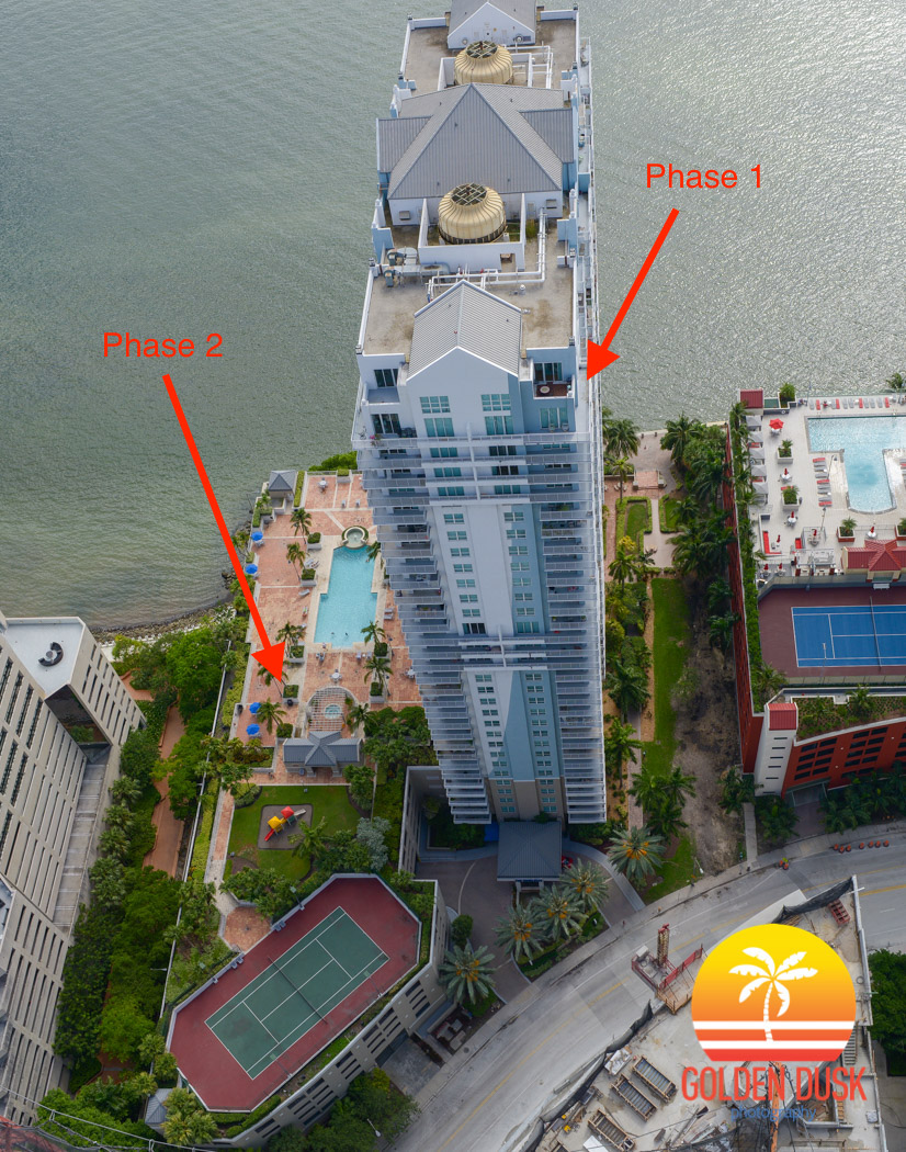 The Existing Brickell Yacht Club