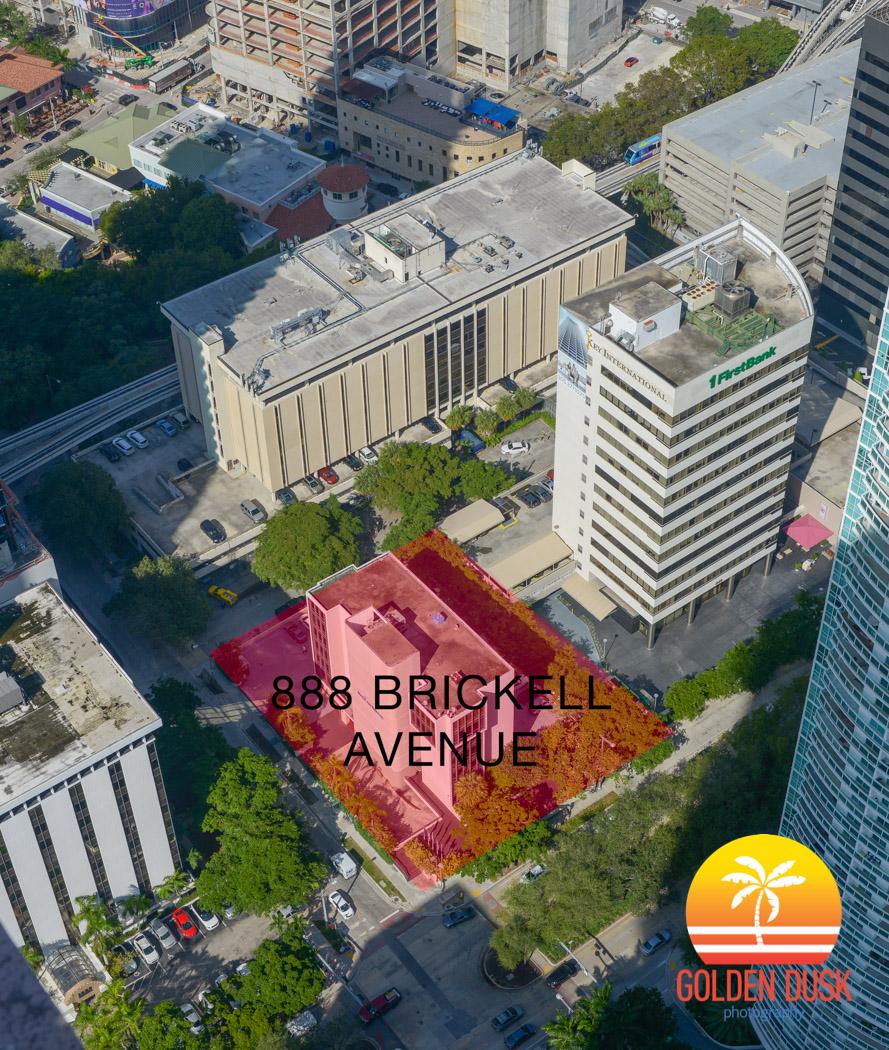 888 Brickell Avenue Site