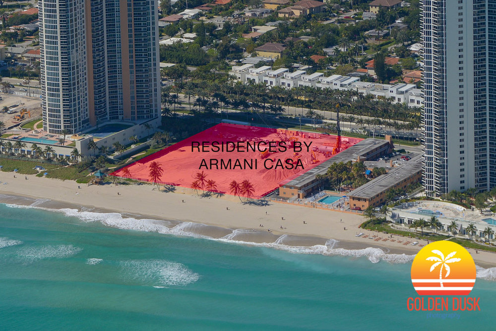 Residences by Armani Casa Site