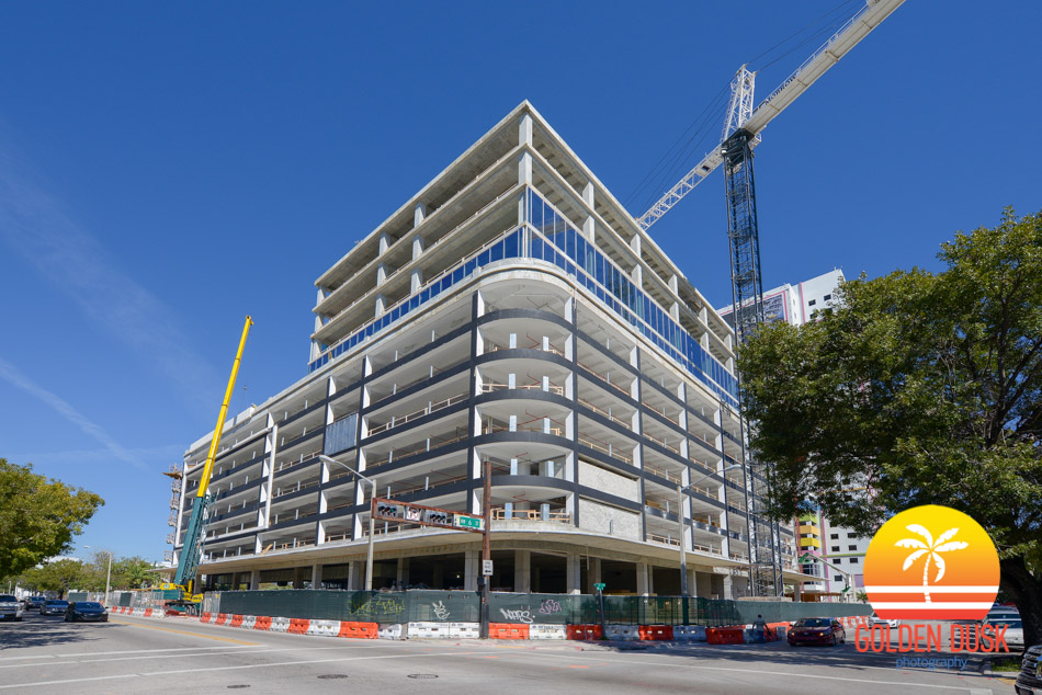 3 Miami Central Construction