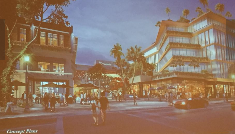 Cocowalk Rendering via SFBJ