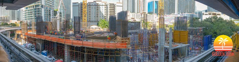 Brickell Flatiron Site