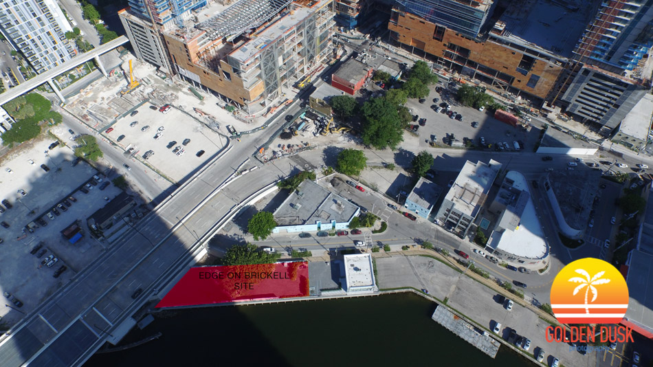 Edge on Brickell Site
