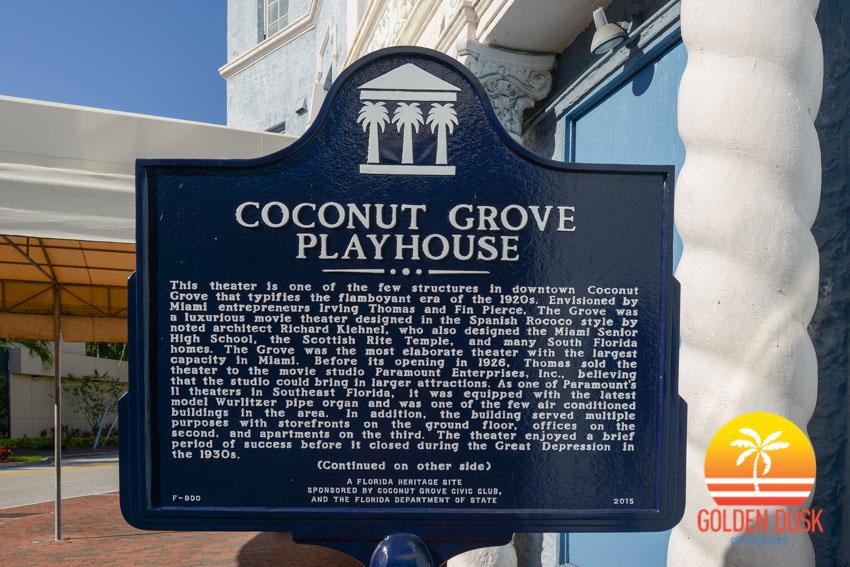 Coconut Grove Playhouse