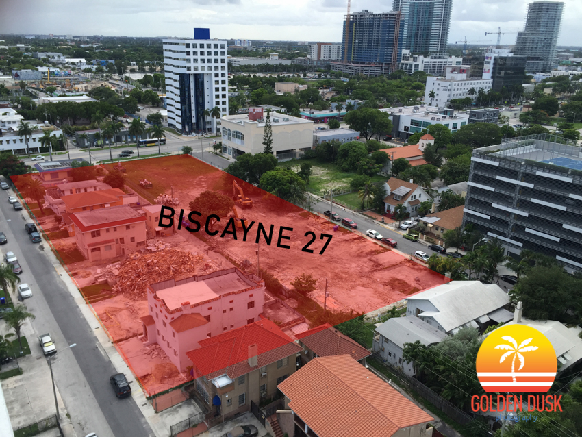Biscayne 27 Site in Edgewater