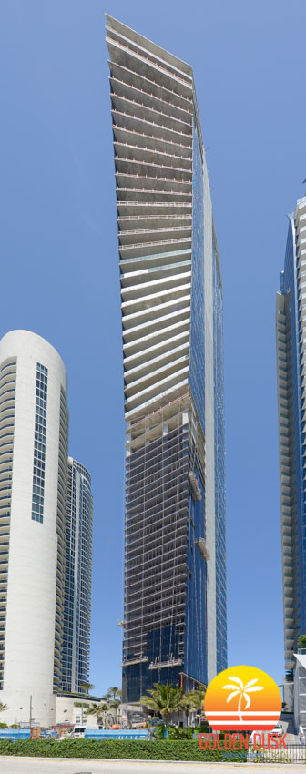 Muse Residences in Sunny Isles Beach